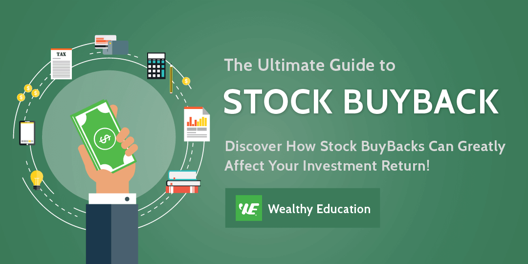 Why Do Companies Buy Back Stock?