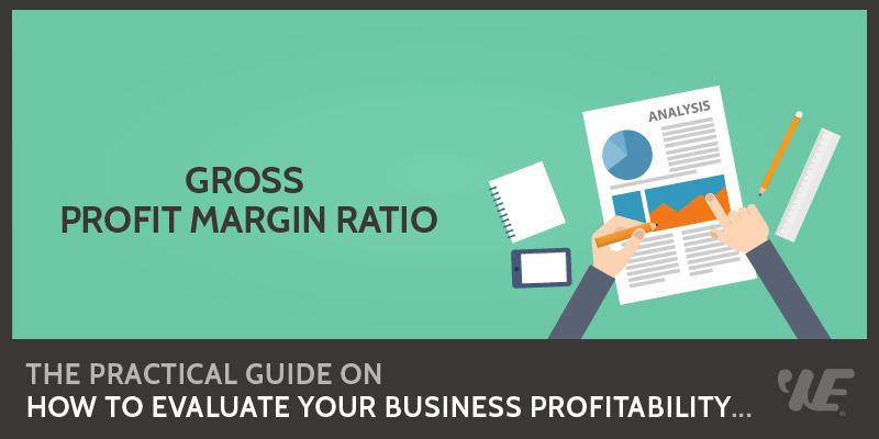 gross profit margin ratio
