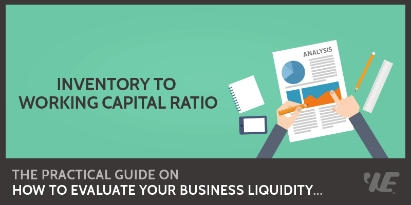 inventory to working capital ratio