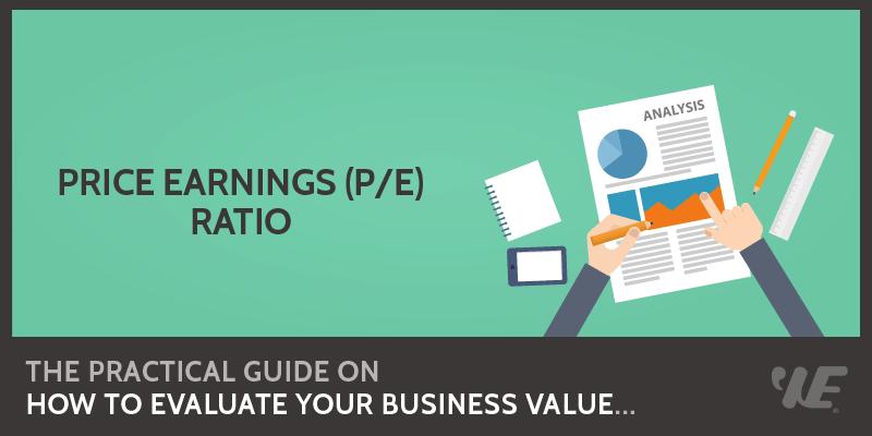 price earnings PE ratio