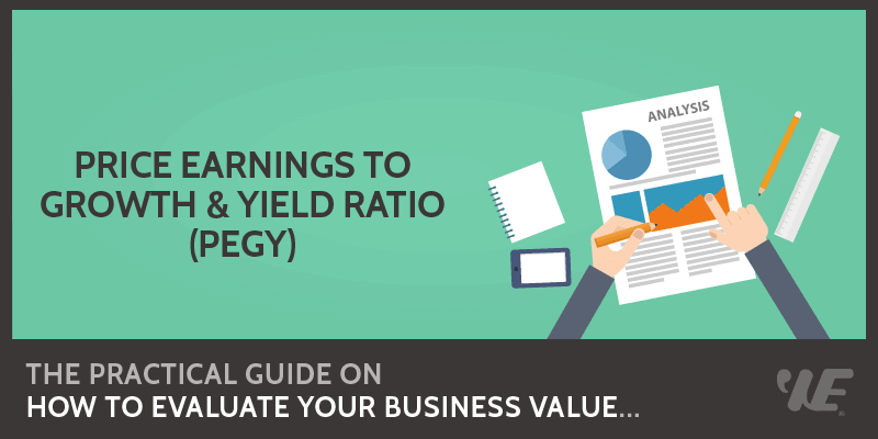 price earnings to growth dividend yield PEGY ratio