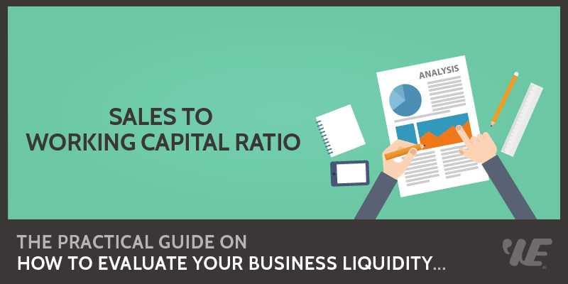 sales to working capital ratio