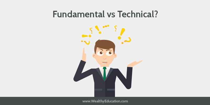 investing online for dummies: fundamental vs technical analysis