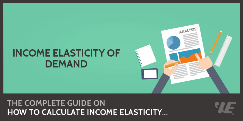 How To Calculate Income Elasticity Of Demand Ied In 2020