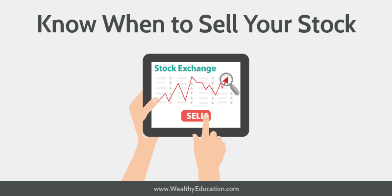 know when to sell stock