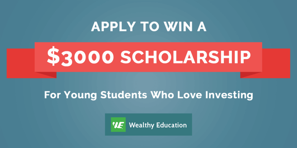 Wealthy Education Annual Scholarship