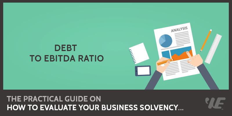 Debt to EBITDA Ratio