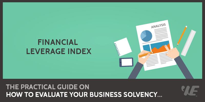 Financial Leverage Index