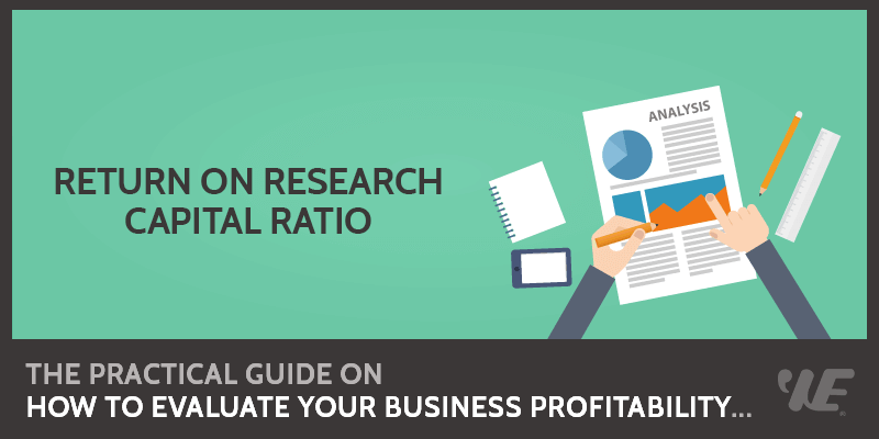 Return on Research Capital Ratio