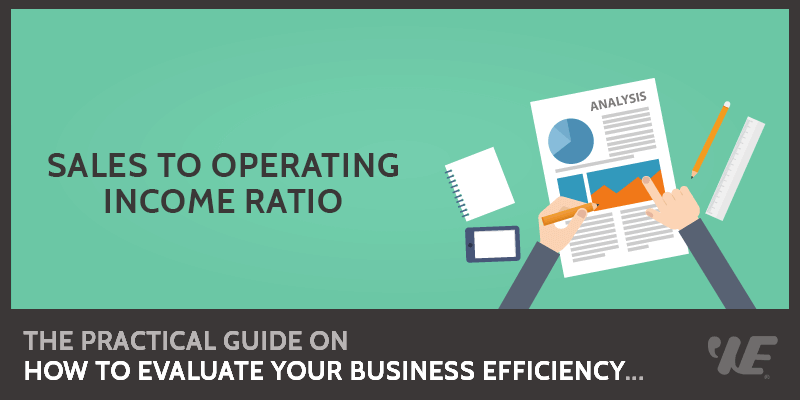 Sales to Operating Income Ratio