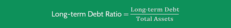 Long Term Debt Ratio Formula 1