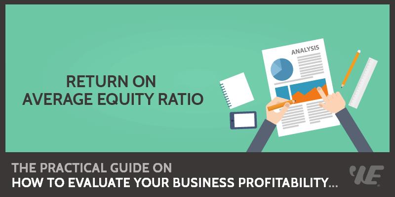 Return On Average Equity Ratio