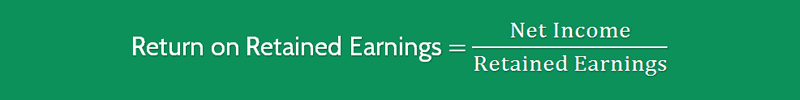 Return On Retained Earnings Ratio (RORE) Formula