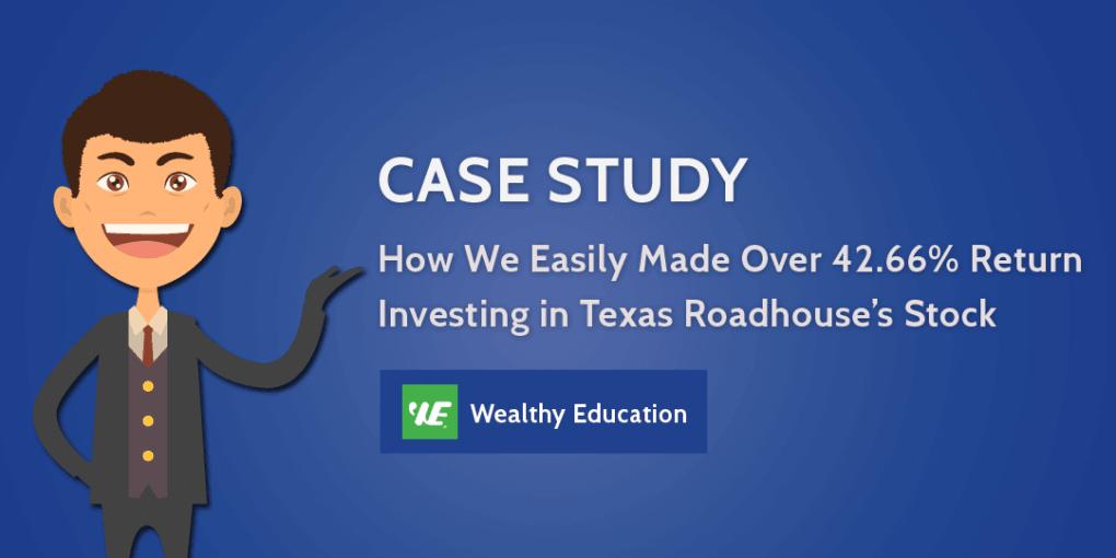 case study txrh stock
