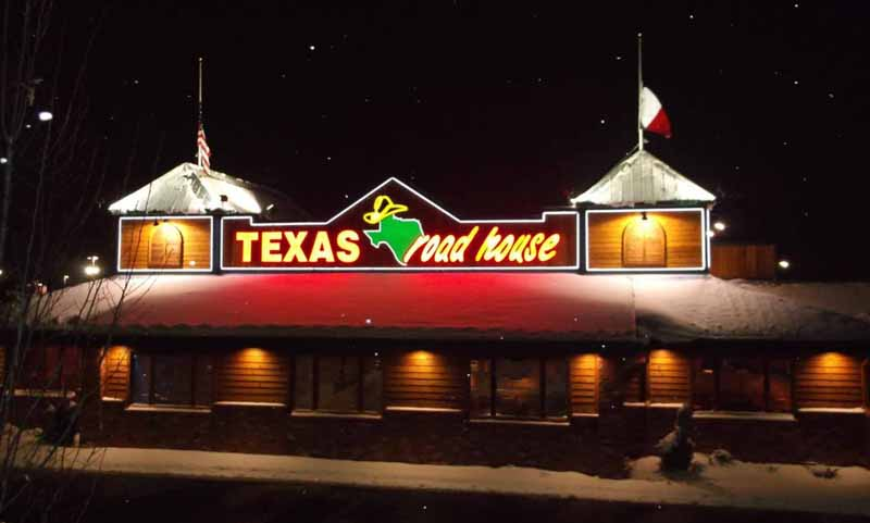 Texas Roadhouse restaurant 2